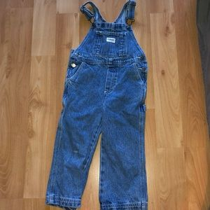 OshKosh Denim Overalls!